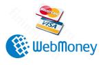 Как привязать банковскую карту к кошельку Вебмани?
