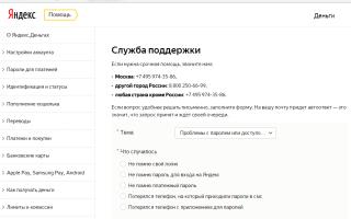 Паспортные данные в Яндекс.Деньги и Яндекс.Паспорт: что это и как изменить?
