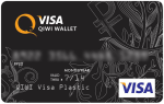 Особенности карт QIWI Visa Plastic и их оформление