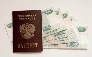 Как взять деньги под залог паспорта: где и как лучше оформить займ в 2019 году?