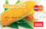 Где и как узнать ПИН код карты Кукуруза: способы и назначение