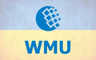 Кошелёк WMU — что это такое: преимущества и порядок использования