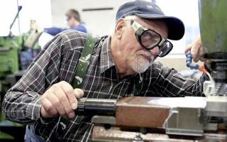 Льготные профессии для досрочного выхода на пенсию – списки «1» и «2»