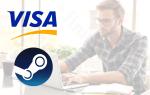 Как используется расчетный адрес на карте Visa при покупках в Steam и что это за реквизит?