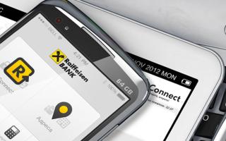 Как подключить мобильный банк Райффайзенбанк: способы активации и преимущества сервиса