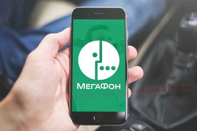 Мегафон в смартфоне