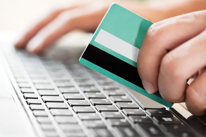 Оплата онлайн картой