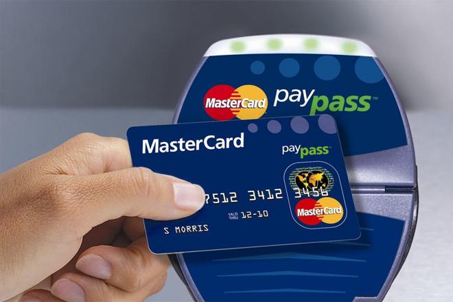 Именная карта PayPass