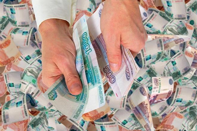 Руки и деньги