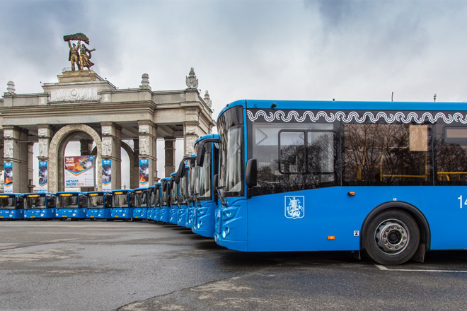 Автобусный парк