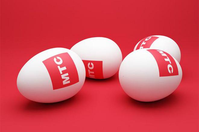 Яйца МТС