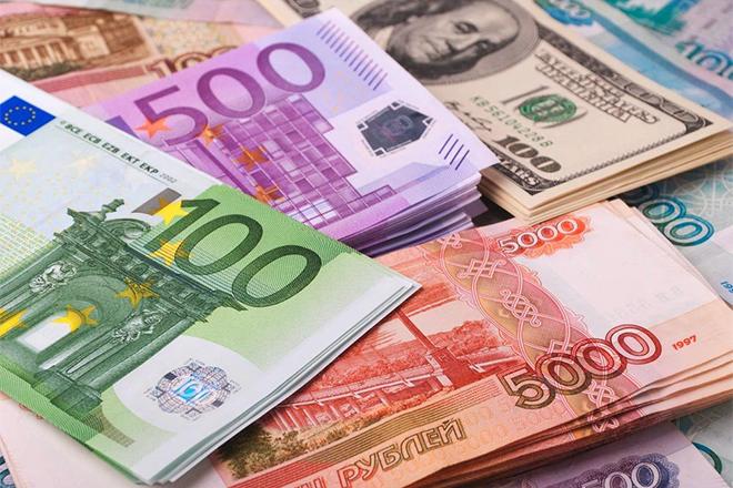 Валюта и рубли