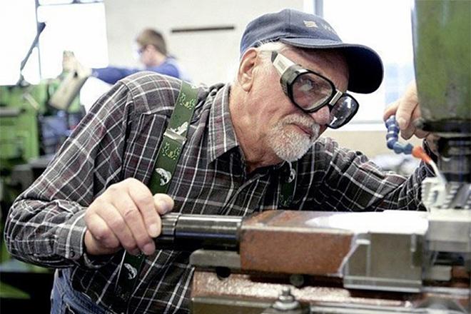 Список льготных профессий для досрочной пенсии