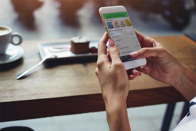 Мобильное приложение Сбер