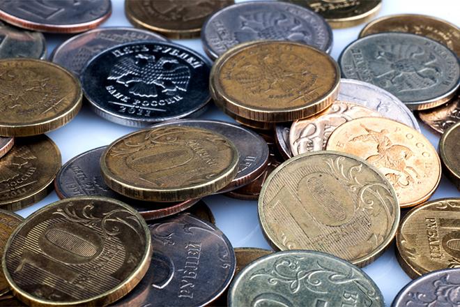 Монеты РФ