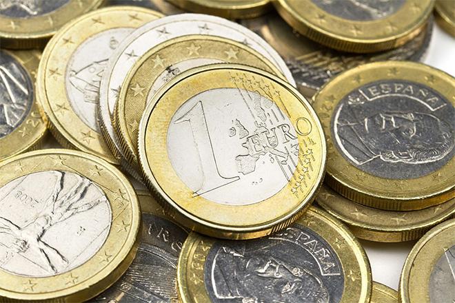 Монеты 1 евро