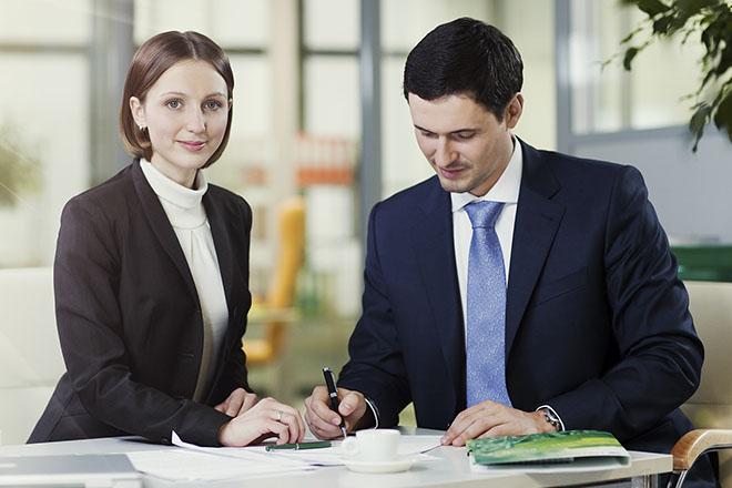 Менеджер и клиент
